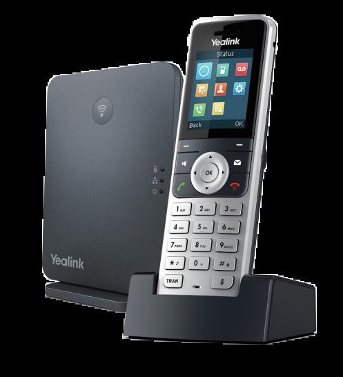 Téléphone IP Yealink W53P