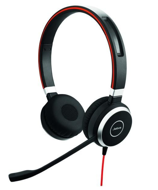 Casque JABRA EVOLVE 40 UC DUO USB