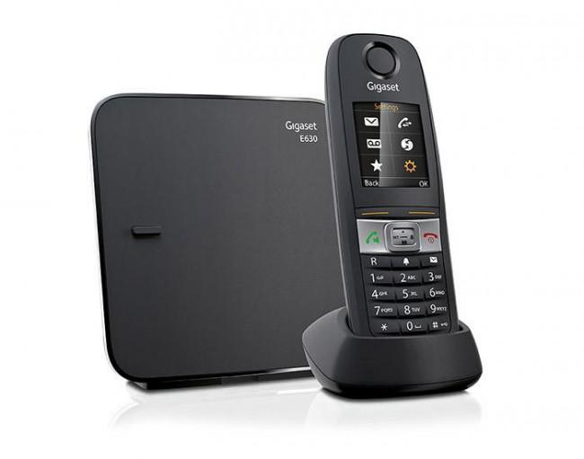 Téléphone DECT GIGASET E630
