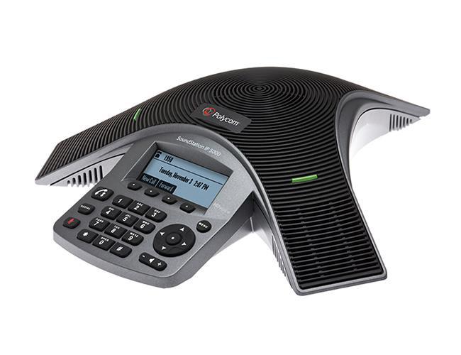 Pieuvre Téléphonique Polycom SoundStation IP 5000