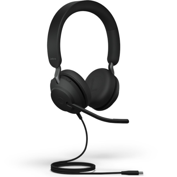 CASQUE JABRA EVOLVE2 40 DUO USB-C