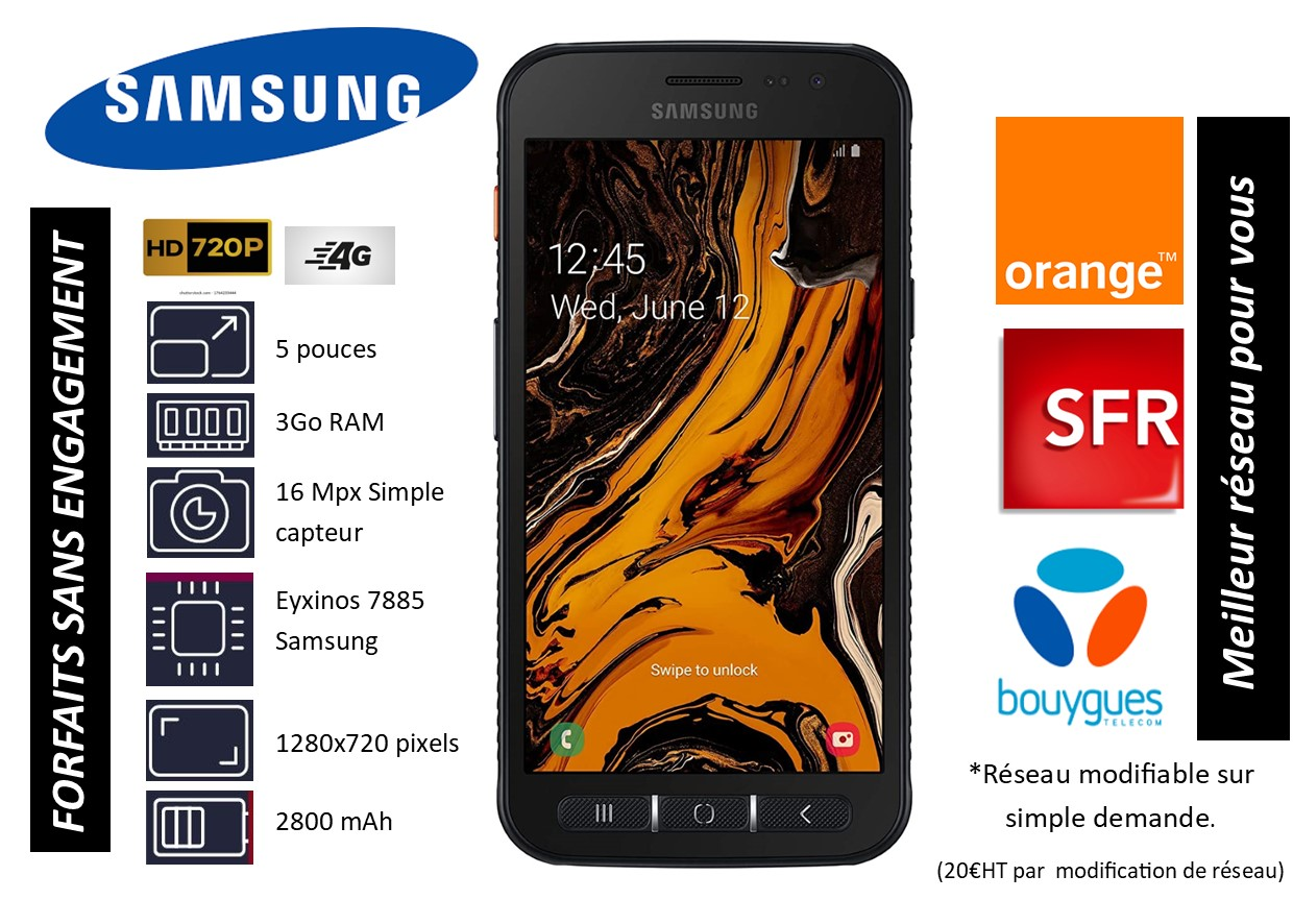 Samsung Xcover 4S
