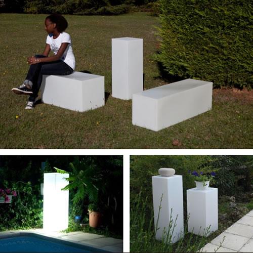 colonne-led-podium 1 vendu sur www.deco-lumineuse.fr