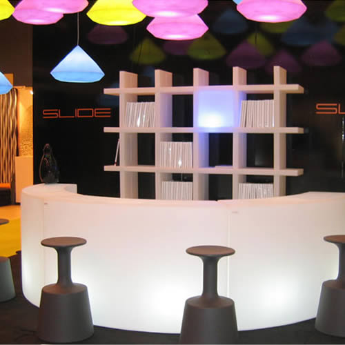 bar lumineux led design snake deco lumineuse. Black Bedroom Furniture Sets. Home Design Ideas
