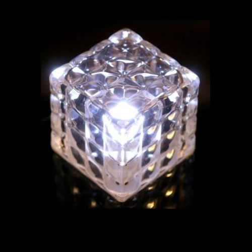 cube lumineux lumineux led vendu sur www.deco-lumineuse.fr