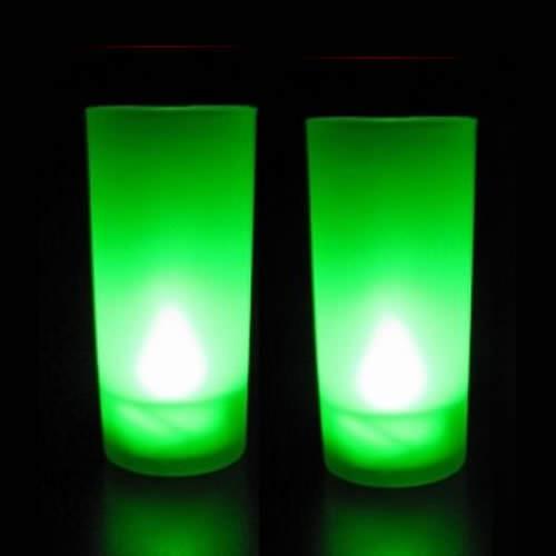 bougie-led-vert-vendue-sur-www-deco-lumineuse-fr
