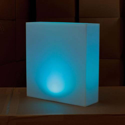 cente-de-table-lumineux-led-kooki-bleu vendu sur www.deco-lumineuse.fr