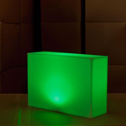 centre-de-table-lumineux-led-combi-vert vendu sur www.deco-lumineuse.fr