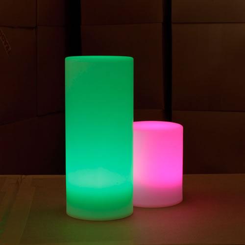 Lampe led bollero deco lumineuse for Chemin de table lumineux