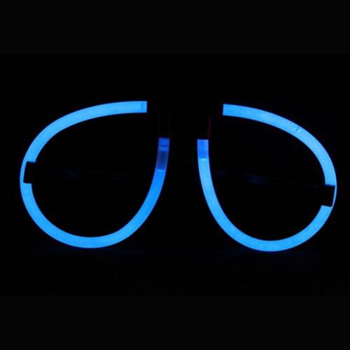 lunettes-fluos bleu vendues sur www.deco-lumineuse.fr