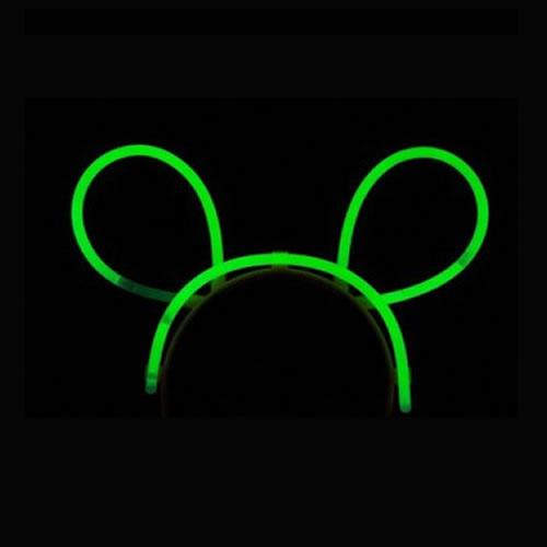 bunny-fluo-vert vendu sur www.deco-lumineuse.fr