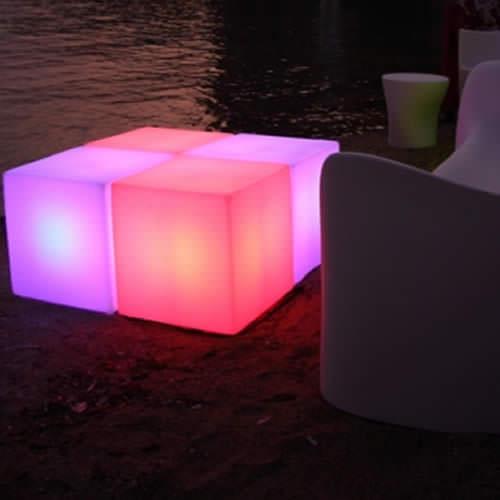 Cube Lumineux Led Filaire Nirvana 30 Deco Lumineuse