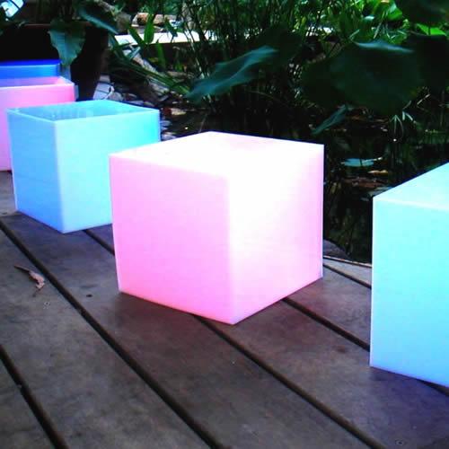 Cube Lumineux Led Filaire Nirvana  CmDeco Lumineuse