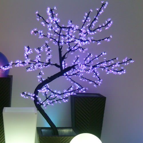 arbre lumineux led cerisier m 648 leds deco lumineuse. Black Bedroom Furniture Sets. Home Design Ideas