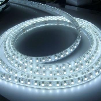 Ruban led blanc froid deco lumineuse for Ruban led exterieur 20m