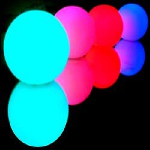 mini boule lumineuse led pile multicouleurs deco lumineuse. Black Bedroom Furniture Sets. Home Design Ideas
