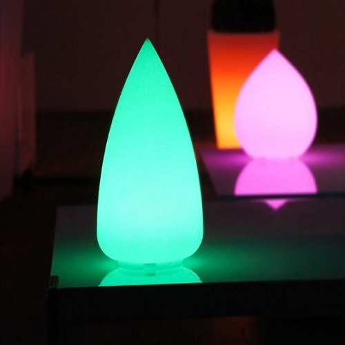 lampe led goutte skal 33cm deco lumineuse. Black Bedroom Furniture Sets. Home Design Ideas