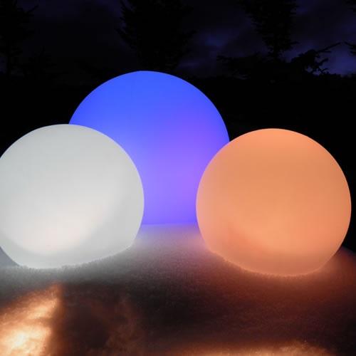 boule lumineuse led sans fil  65 vendu sur www.deco-lumineuse.fr