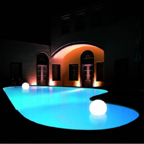 boule lumineuse led sans fil patio 30 cm deco lumineuse. Black Bedroom Furniture Sets. Home Design Ideas