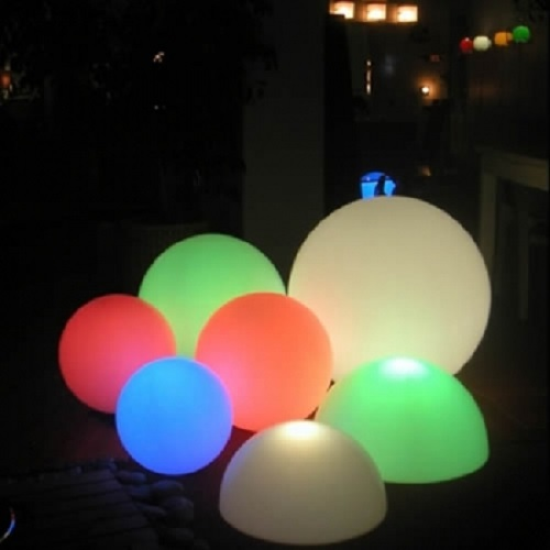 boule lumineuse led filaire patio 35 cm deco lumineuse. Black Bedroom Furniture Sets. Home Design Ideas