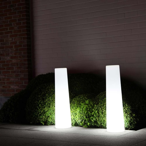 colonne lumineuse tube deco lumineuse. Black Bedroom Furniture Sets. Home Design Ideas