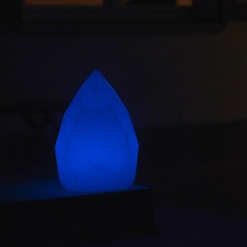 Lampe Led DIAMANT Deco Lumineuse