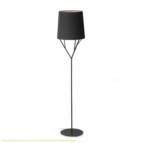 lampadaire led tree luminaire led deco lumineuse. Black Bedroom Furniture Sets. Home Design Ideas