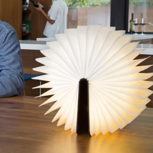 Lampe Led Livre Decoration Led Deco Lumineuse