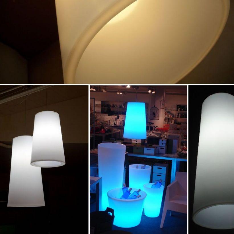 pot lumineux led sans fil tolosa 50 cm deco lumineuse. Black Bedroom Furniture Sets. Home Design Ideas