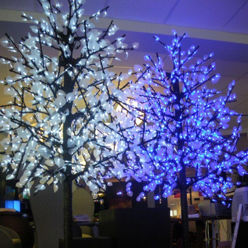 arbre lumineux led peuplier 1032 leds deco lumineuse. Black Bedroom Furniture Sets. Home Design Ideas