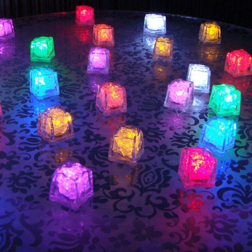 glacon led lumineux casa gifi multicolore