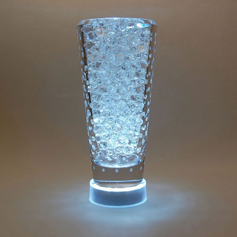 base-lumineuse-silver-led-blanches-o-10-cm