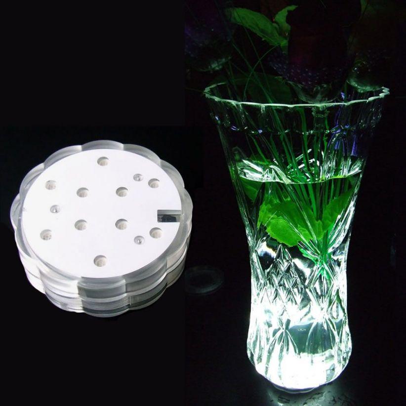 base-lumineuse-led-blanches telecommande