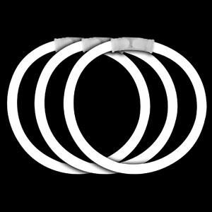 bracelets-lumineux-fluo-blanc vendus sur deco-lumineuse.fr