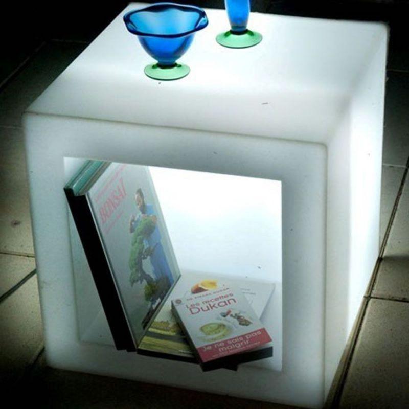 seau lumineux leds sans fil rechargeables rvb sans fil vendu sur deco-lumineuse.fr