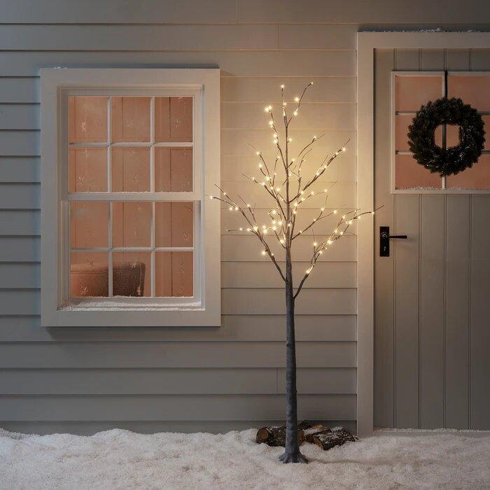 arbre lumineux led 180CM 96 led vendu sur deco-lumineuse.fr