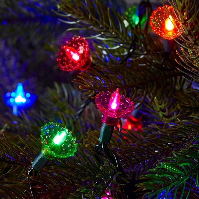 guirlande lumineuse led exterieur 15M 150 led multicolores vendue sur deco-lumineuse.fr