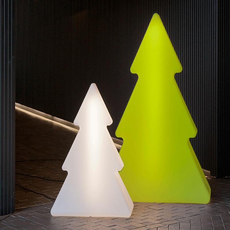 sapin de noël lumineux led pinus vert  green160 CM vendu sur deco-lumineuse.fr