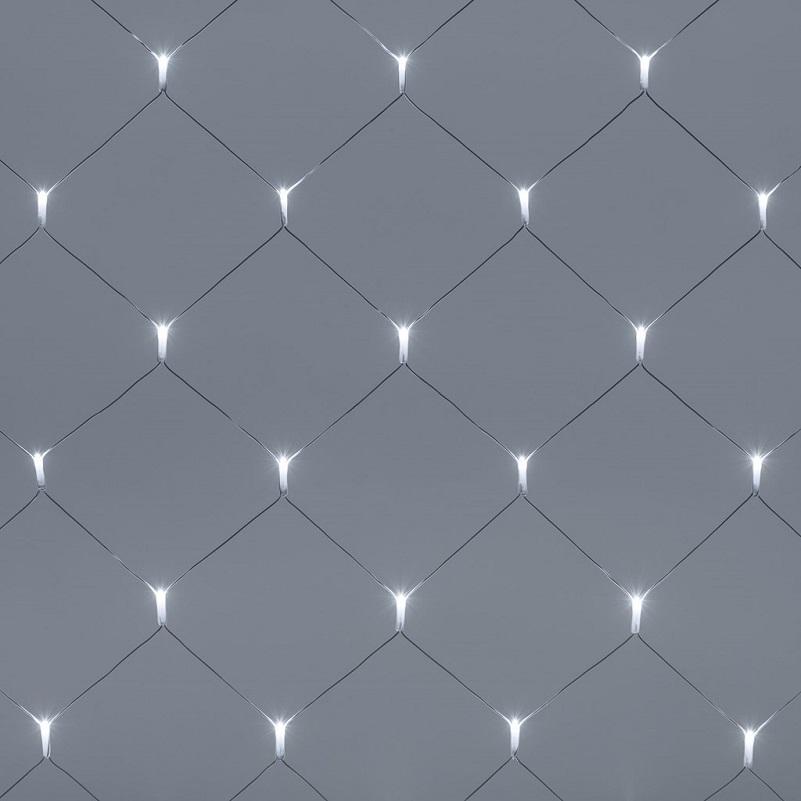 filet lumineux exterieur 1 M largeur 4 M 240 led blanc froid vendu sur deco-lumineuse.fr