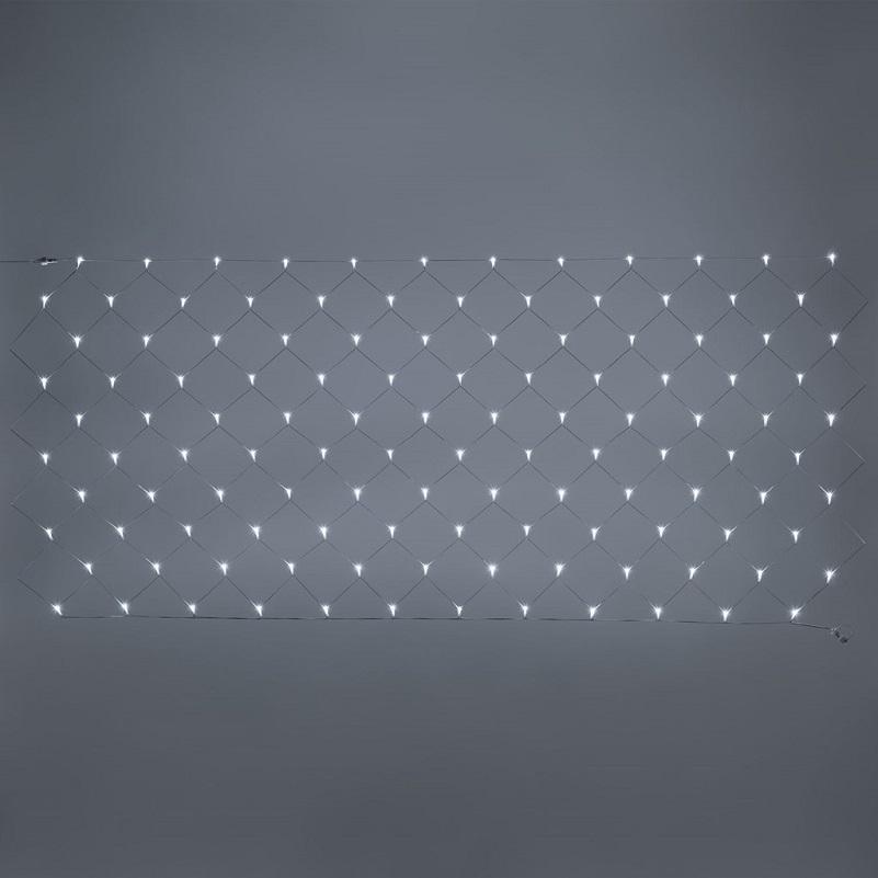 filet lumineux led exterieur hauteur 1 M largeur 4 M 240 led blanc froid vendu sur deco-lumineuse.fr