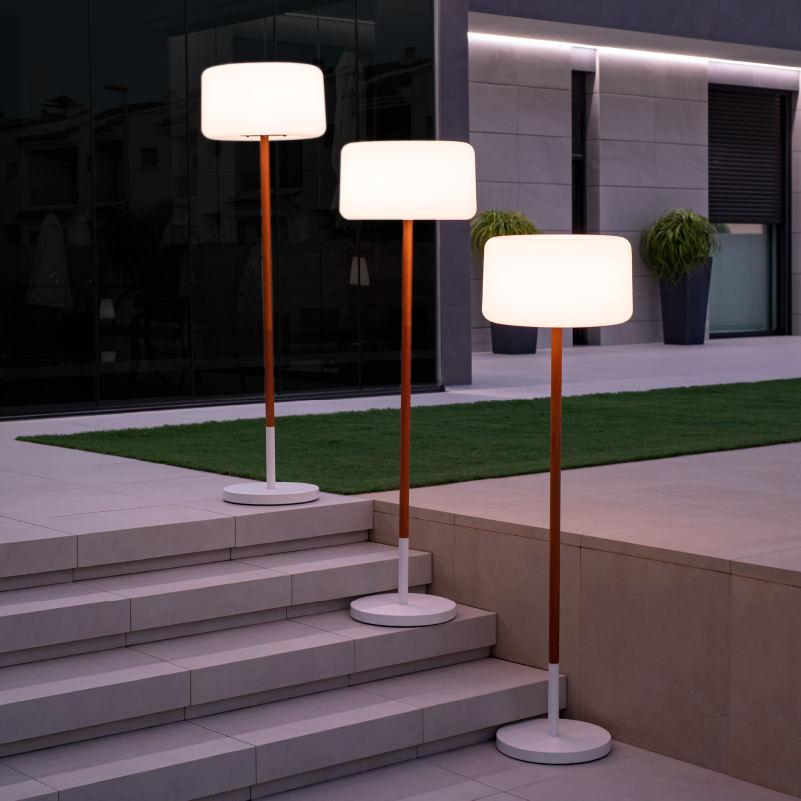 lampadaire sans fil rechargeable chloe plant vendu sur deco-lumineuse.fr