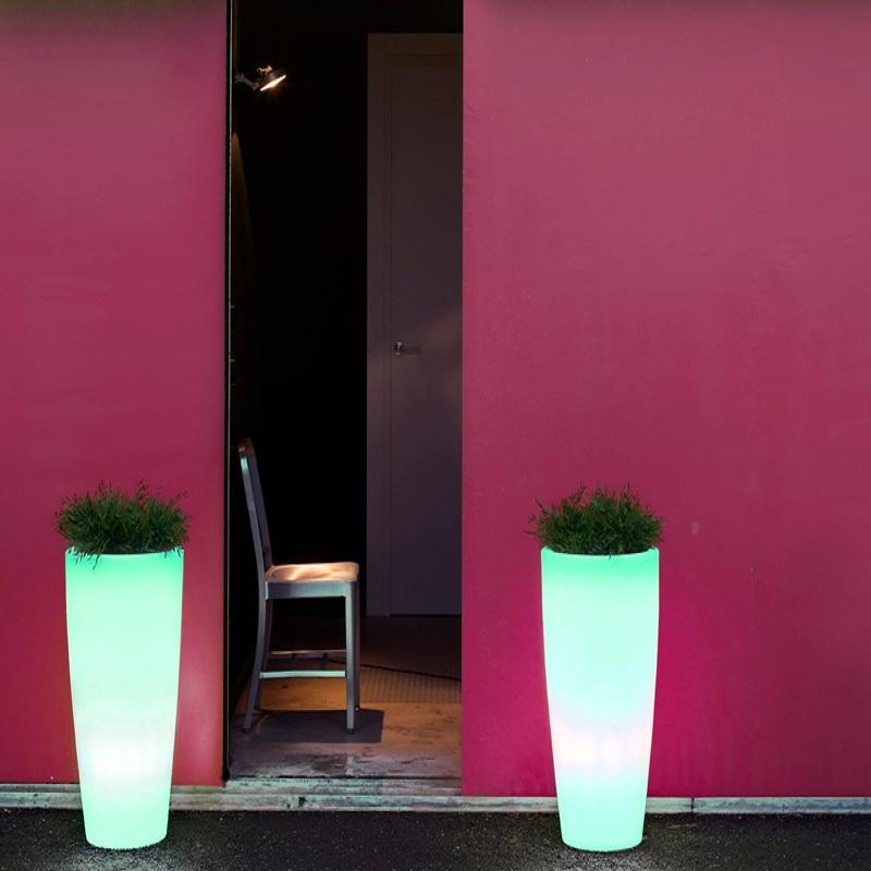 pot lumineux led avec fil extérieur bumbu 70 vendu sur deco-lumineuse.fr