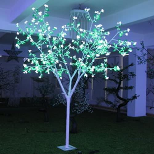 arbre cerisier lumineux led 2m70 deco lumineuse. Black Bedroom Furniture Sets. Home Design Ideas