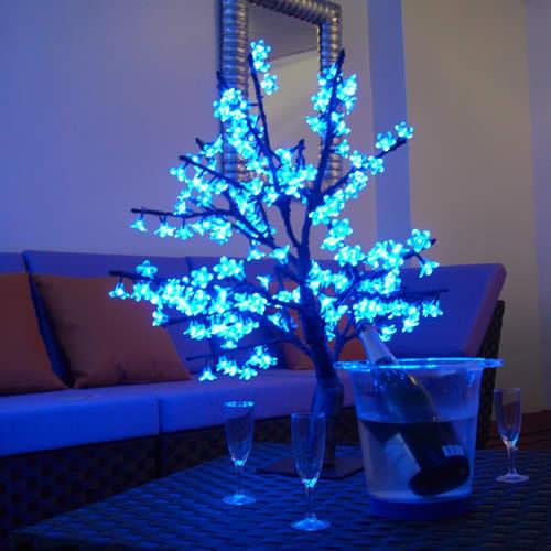 arbre lumineux led cerisier m deco lumineuse. Black Bedroom Furniture Sets. Home Design Ideas
