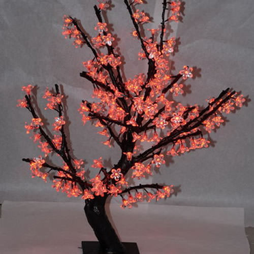 arbre lumineux led cerisier m deco lumineuse. Black Bedroom Furniture Sets. Home Design Ideas