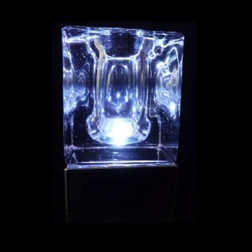 centre de table lumineux led cristal deco lumineuse. Black Bedroom Furniture Sets. Home Design Ideas