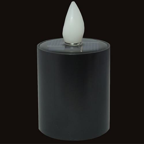 bougie led solaire blanche pack de 6 deco lumineuse. Black Bedroom Furniture Sets. Home Design Ideas