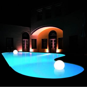 boule lumineuse led sans fil patio 25 cm deco lumineuse. Black Bedroom Furniture Sets. Home Design Ideas