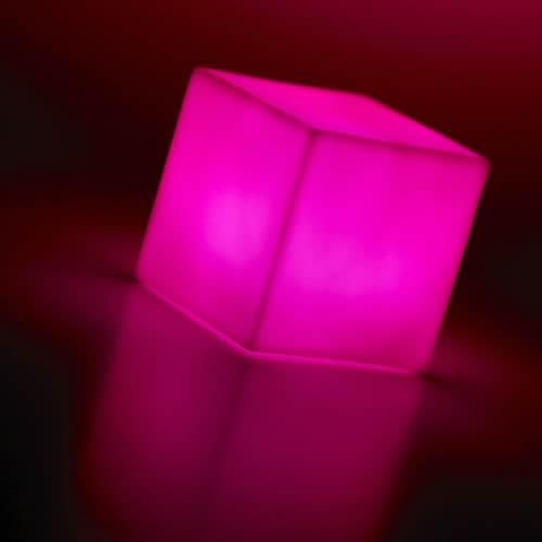 cube lumineux led piles vendu sur www.deco-lumineuse.fr