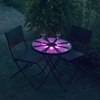 Table lumineuse led BISTROT SOLAIRE
